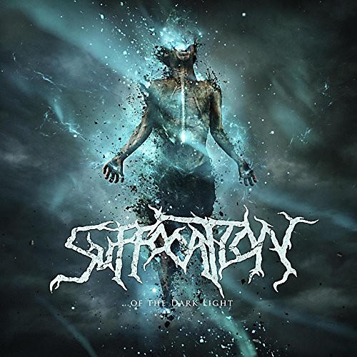 Alliance Suffocation - Of The Dark Light (Electric Blue Vinyl)