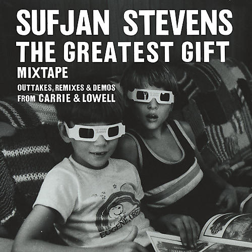 Alliance Sufjan Stevens - Greatest Gift (translucent Yellow Vinyl)