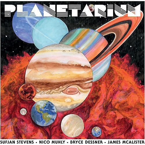 Alliance Sufjan Stevens - Planetarium
