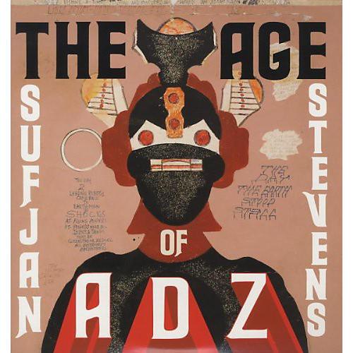 Alliance Sufjan Stevens - The Age Of Adz