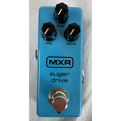 MXR Sugar Drive Effect Pedal