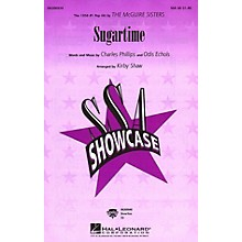 Hal Leonard Sugartime SSA by McGuire Sisters arranged by Kirby Shaw