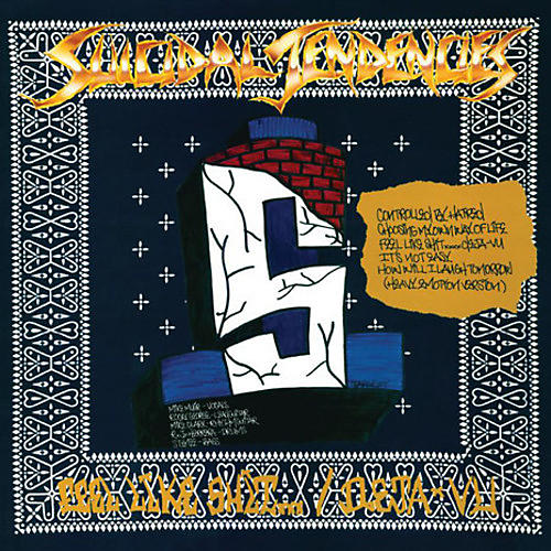 Alliance Suicidal Tendencies - Controlled By Hatred / Feel Like Shit Deja Vu