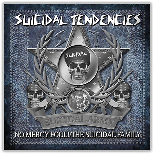 Universal Music Group Suicidal Tendencies - No Mercy Fool!/The Suicidal Family LP