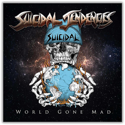 Universal Music Group Suicidal Tendencies - World Gone Mad [2LP]