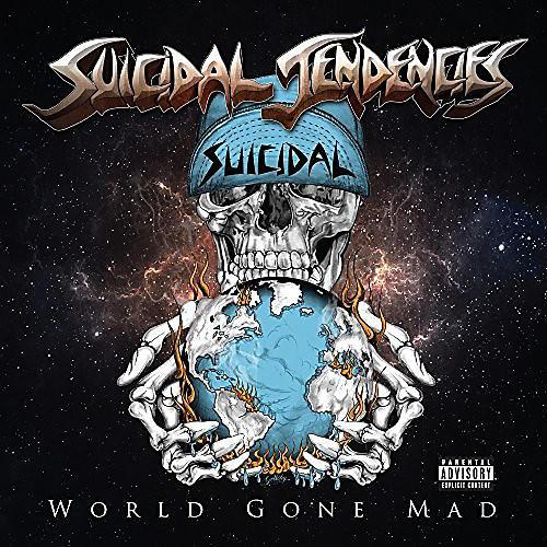 Suicidal Tendencies World Gone Mad Black Vinyl