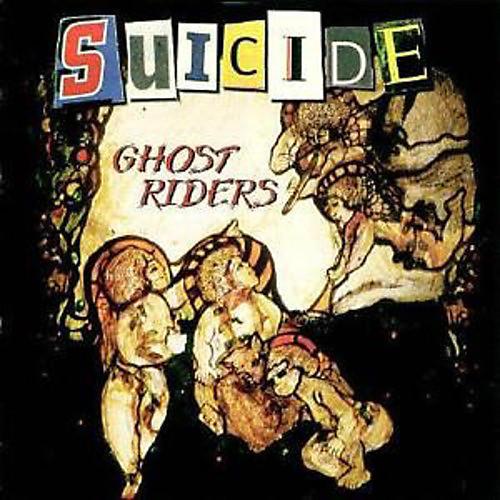 Alliance Suicide - Ghost Riders