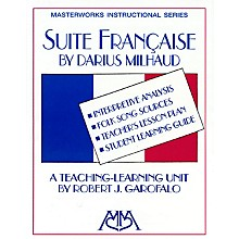 Meredith Music Suite Francaise Meredith Music Resource Series Arranged by Robert J. Garofalo