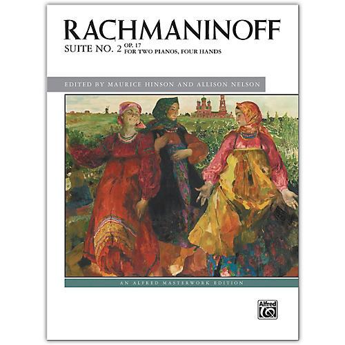 BELWIN Suite No. 2, Op. 17 Book Advanced