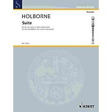 Schott Suite (Performance Score) Schott Series by Anthony Holborne