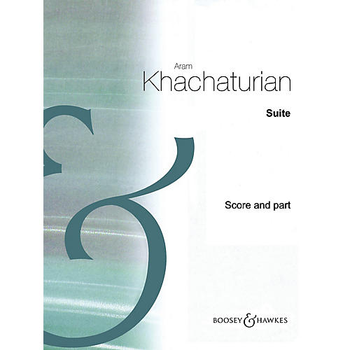 Boosey and Hawkes Suite (Viola and Piano) Study Score Series Softcover