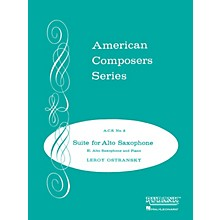 Rubank Publications Suite for Alto Saxophone (Grade 4) Rubank Solo/Ensemble Sheet Series
