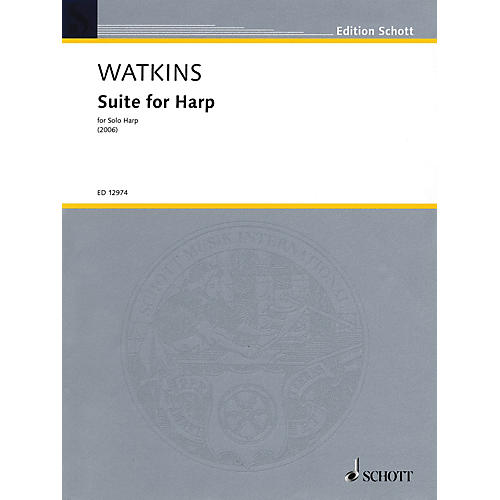Schott Suite for Harp Misc Series