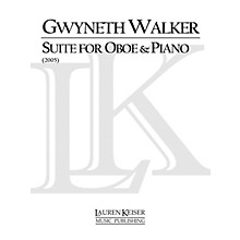 Lauren Keiser Music Publishing Suite for Oboe and Piano LKM Music Series by Gwyneth Walker