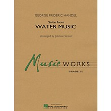 Hal Leonard Suite from Water Music Concert Band Level 2 Arranged by Johnnie Vinson