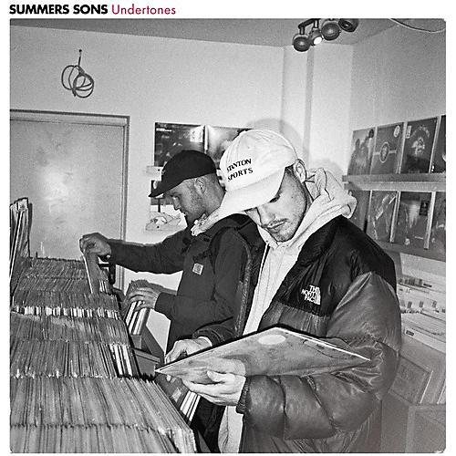 Alliance Summer Sons - Undertones