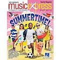 Hal Leonard Summertime Vol. 17 No. 6 (May/June 2017) PREMIUM PAK by Katy Perry Arranged by Emily Crocker thumbnail