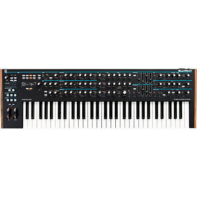 Novation Summit 16-Voice Polyphonic Synthesizer