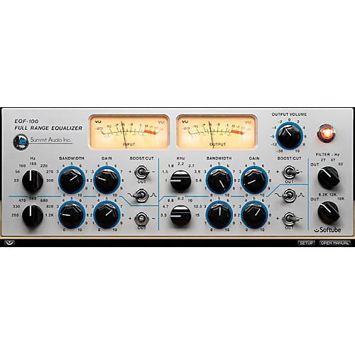 Summit Audio EQF-100