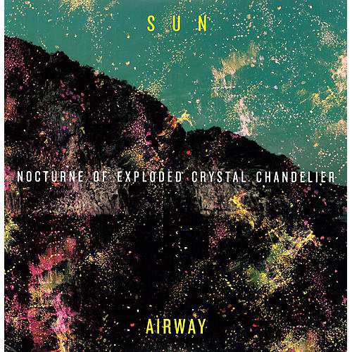 Alliance Sun Airway - Nocturne of Exploded Crystal Chandelier