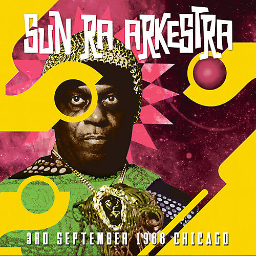 Alliance Sun Ra - 3rd September 1988 Chicago