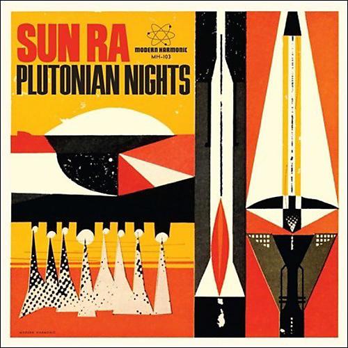 Alliance Sun Ra - Plutonian Nights/Reflects Motion (Part One)