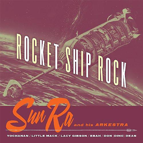 Alliance Sun Ra - Rocket Ship Rock