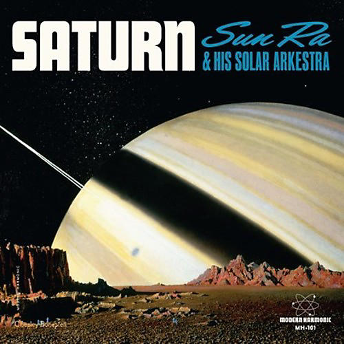 Alliance Sun Ra - Saturn/Mystery Mr. Ra