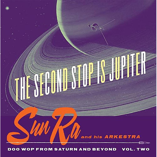 Alliance Sun Ra - Second Stop Is Jupiter