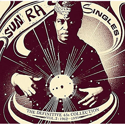 Alliance Sun Ra - Singles 2 (45 Box Set)