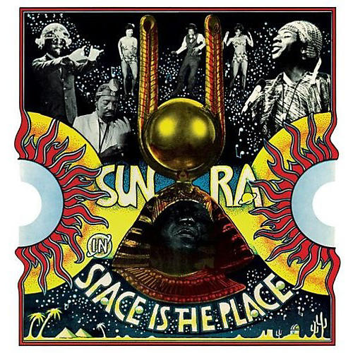 Alliance Sun Ra - Space Is The Place
