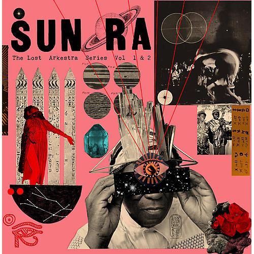 Alliance Sun Ra & His Myth Science Solar Arkestra - Lost Arkestra Series 1 & 2