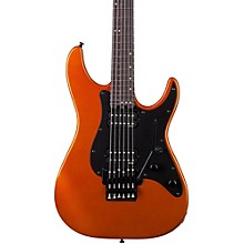 Sun Valley Super Shredder FR SFG Electric Guitar Lambo Orange Black Pickguard