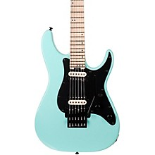 Sun Valley Super Shredder FR SFG Electric Guitar Sea Foam Green Black Pickguard