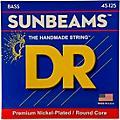 DR Strings Sunbeams NMR5-45 Medium 5-String Bass Strings .125 Low B thumbnail