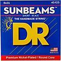 DR Strings Sunbeams SNMR-45 Medium Short Scale 4 String Bass Strings thumbnail