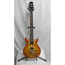 Hamer Sunburst A/T Solid Body Electric Guitar