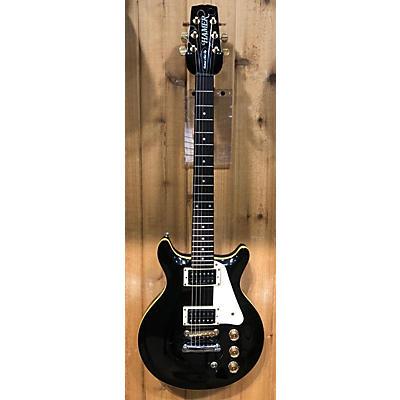 Hamer Sunburst Arch Top Solid Body Electric Guitar