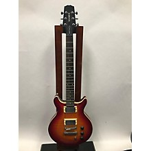 Hamer Sunburst Flametop Solid Body Electric Guitar