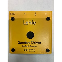 Lehle Sunday Driver Effect Pedal
