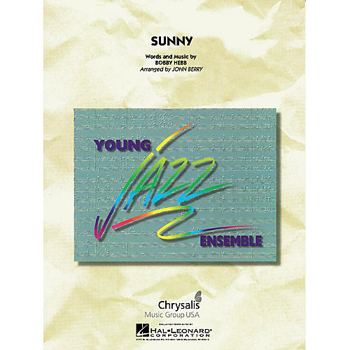 Hal Leonard Sunny Jazz Band Level 3 Arranged by John Berry