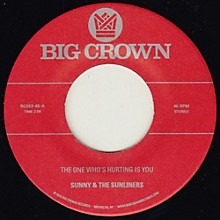 Sunny & Sunliners - The One Who's Hurting You Is / Should I Take You Home