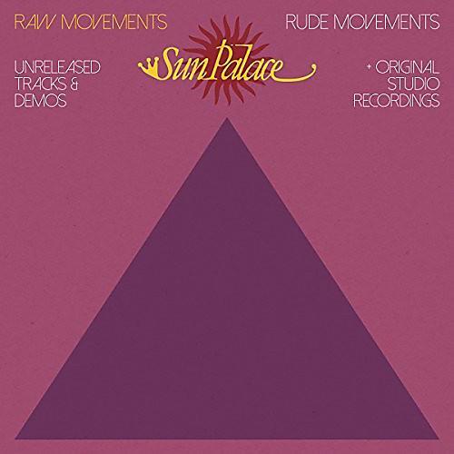Alliance Sunpalace - Raw Movements / Rude Movements
