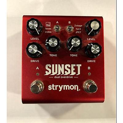 Strymon Sunset Overdrive Effect Pedal