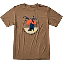 Sunset Spirit T-Shirt Large Olive