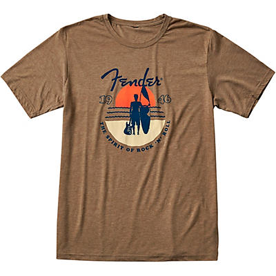 Fender Sunset Spirit T-Shirt