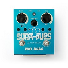 Open Box Way Huge Electronics Supa Puss Delay Pedal