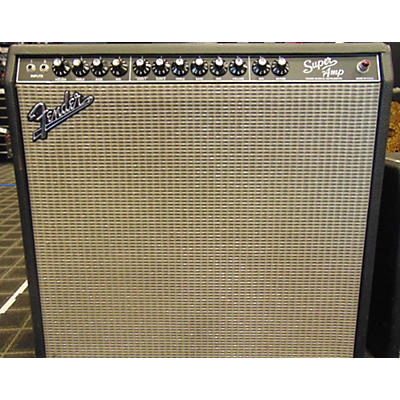 Fender Super 410 Tube Guitar Combo Amp