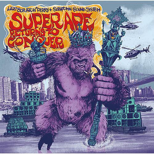 Alliance Super Ape Returns To Conquer