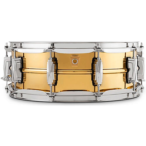 Ludwig Super Brass Snare Drum 14 x 5 in.